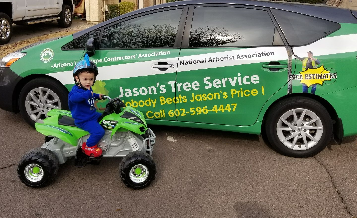 Jason's Tree Services